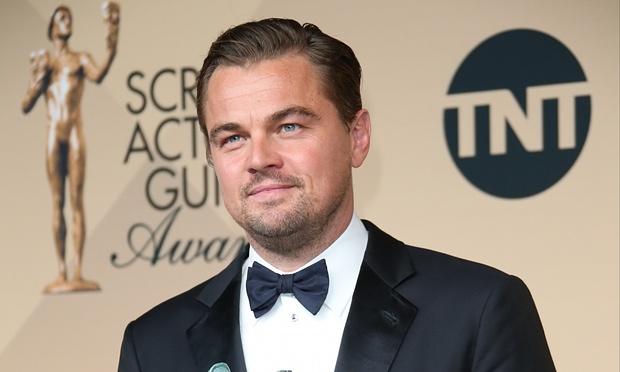 Leonardo DiCaprio faces vape-free Oscars