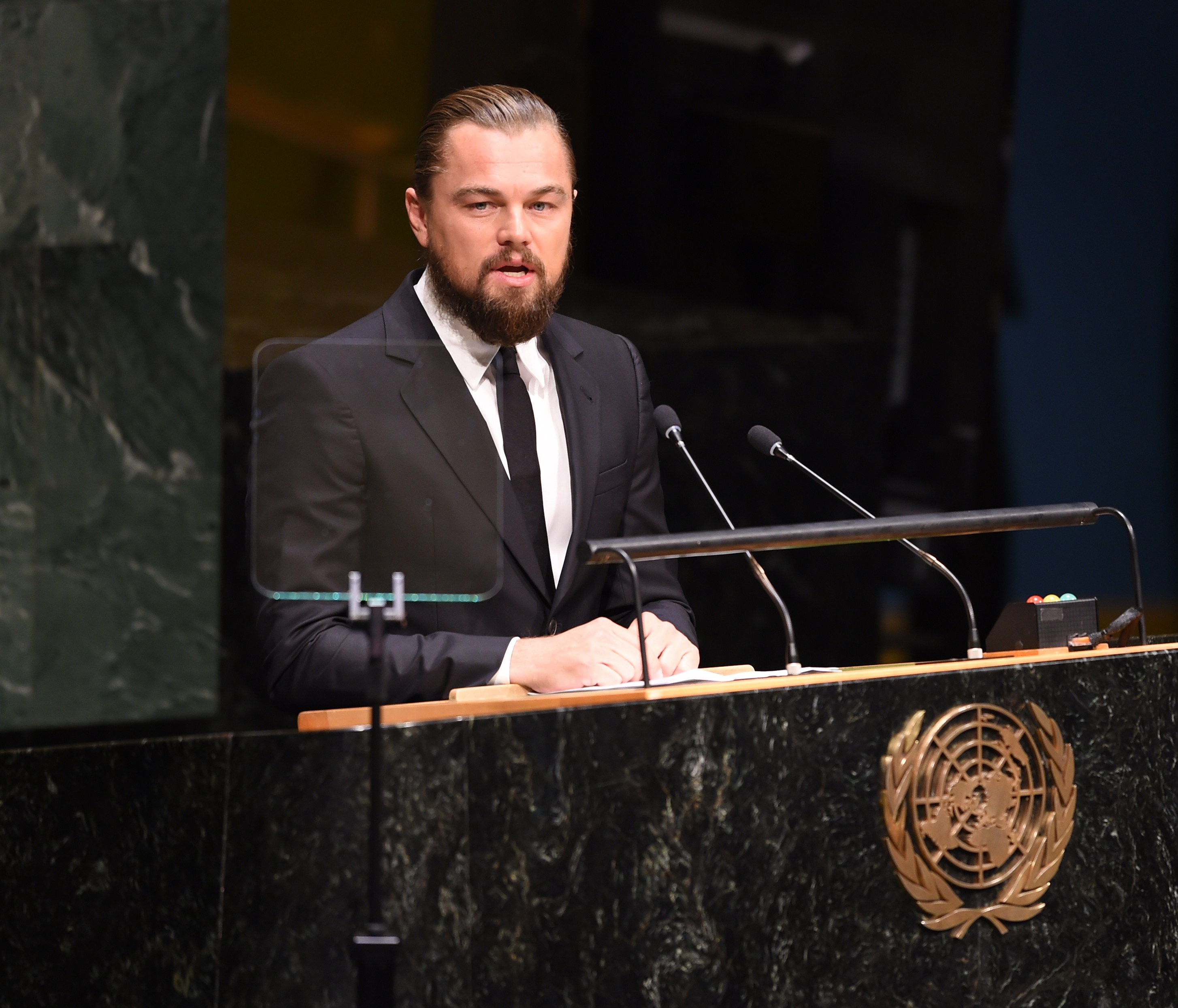 Leo partners with Netflix for documentary projects
