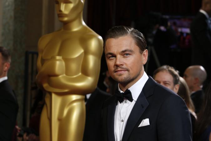 Oscars 2016: Leonardo DiCaprio finally wins Academy Award